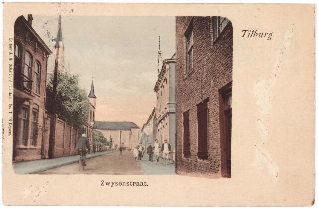 000058 - Bisschop Zwijsenstraat.
