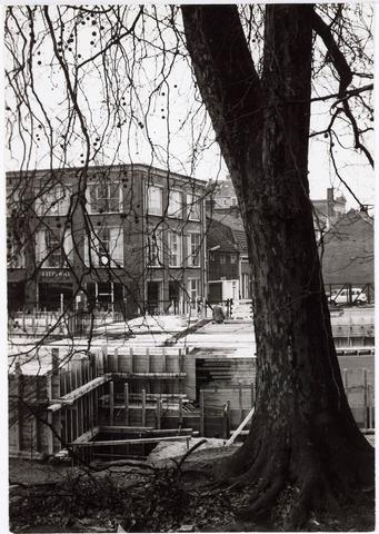 032594 - Bouwput aan het Stadhuisplein