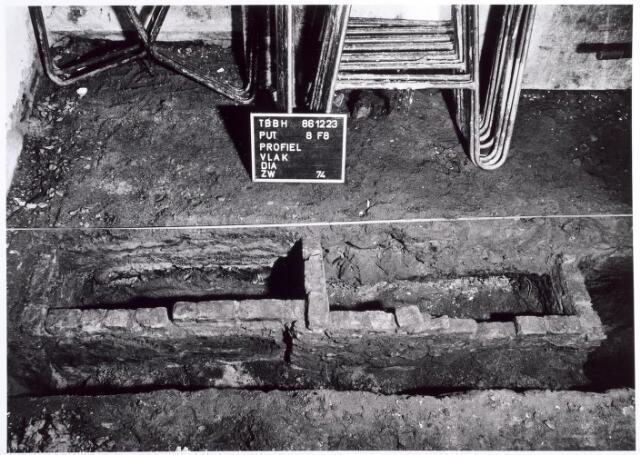 015759 - Archeologisch onderzoek in het pand Bokhamerstraat 13