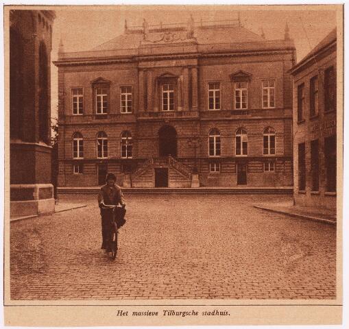 035763 - Oud gemeentehuis thans Stadhuisplein