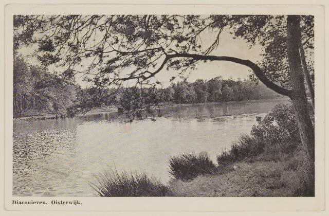 075151 - Serie ansichten over de Oisterwijkse Vennen.  Ven: Diaconieven.