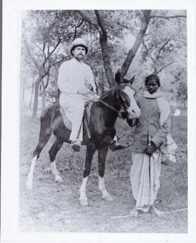 006409 - Joannes Josephus Aelen, geboren Tilburg 29.10.1876, overleden Tilburg 3.11.1950, missionaris van Mill Hill, pastoor van Nellore India.