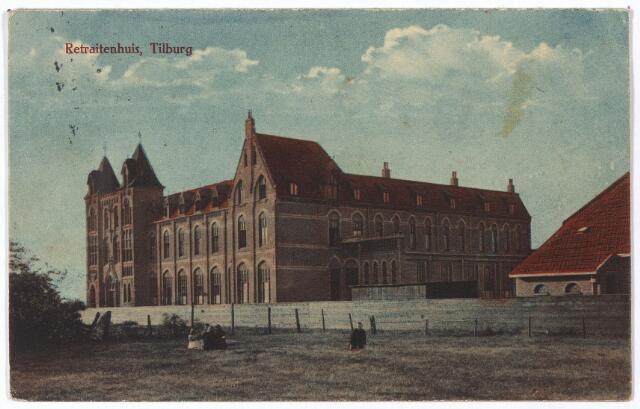 001377 - Kempenbaan, retraitehuis en klooster van O.L.V. van het Cenakel.