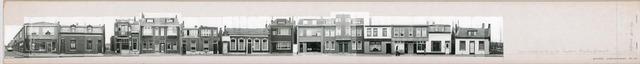 1625_0028 - Fotostrook; straatwand; panden aan de linten en hoofdverbindingswegen in het centrum van de stad; ; foto's werden tussen 1976 en 1985 gemaakt. (foto gemaakt in periode 1976-1985)