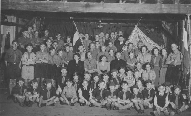 064247 - Scouting. Miguel Pro-groep.