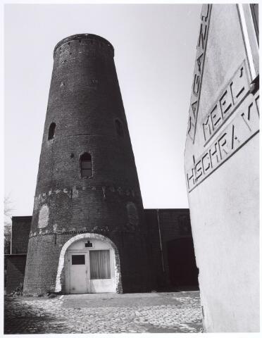 016659 - Restant van de Broekhovense molen van de firma Schraven - Eijsbouts.