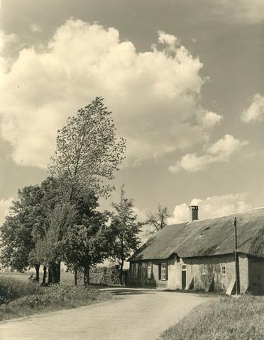 602388 - Oude Brabantse boerderij in een zomers landschap in de omgeving van Tilburg. Met deze foto nam Laurijssen deel aan een Focus-fotowedstrijd.