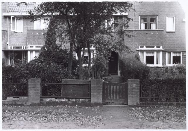016178 - Pand Bredaseweg 353 (rechts) eind 1963