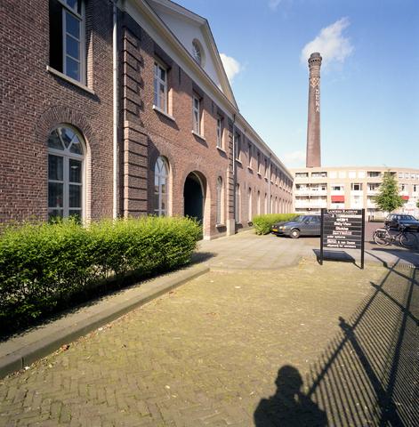 D-000954-1 - Lanciers Kazerne aan de St.-Josephstraat