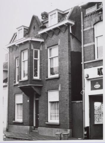 018218 - Pand Emmastraat 26 begin 1966