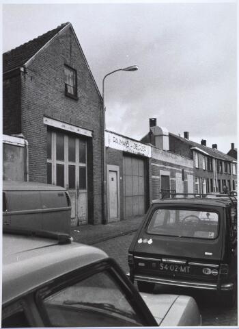 024381 - Korte Hoefstraat. Dependance van bakkerij Paijmans - Delgijer in de Korte Hoefstraat.