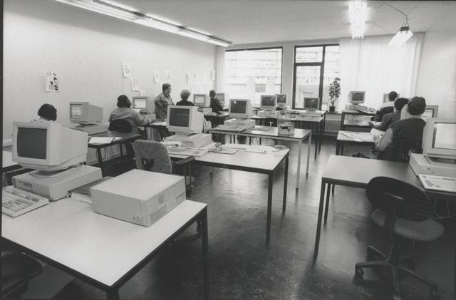 651267 - Mooi zo, goed zo. Instructieruimte bij de Stichting Experimentele  Werkgelegenheid (SEW).