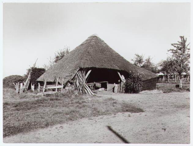 062431 - Landbouw Schuur aan het Baaneind te Heukelom, voorheen Berkel-Enschot;