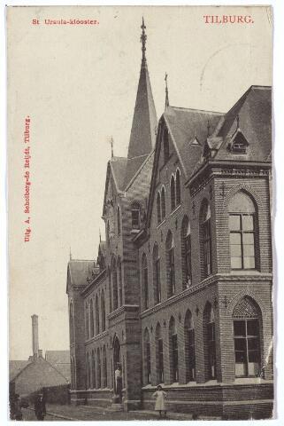 000399 - St. Ursulaklooster van de zusters Ursulinen aan de Elzenstraat.