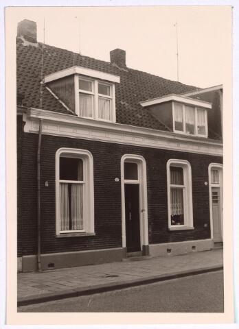 025101 - Pand Lange Nieuwstraat 127 eind november 1967