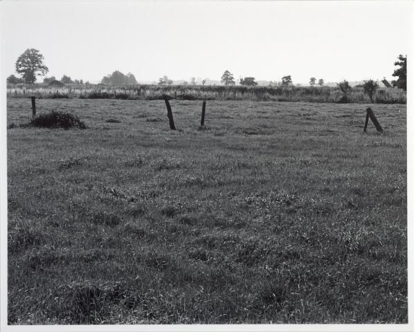 015380 - Landschap. Omgeving van de voormalige spoorlijn Tilburg - Turnhout, in de volksmond ´Bels lijntje´ genoemd