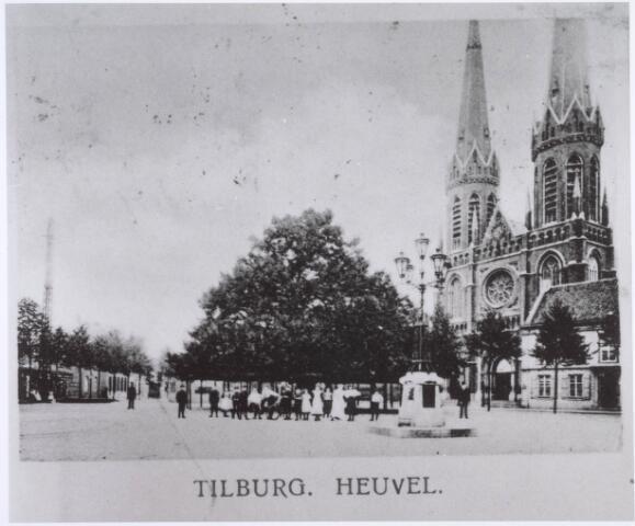 020937 - Heuvel omstreeks 1902