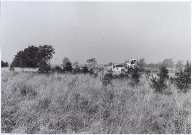 015891 - Werkzaamheden op het terein van vuilstortplaats De Spinder aan de Bos en Beemdweg