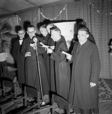 050518 - 100-jarig bestaan van de missionarissen van het H. Hart.