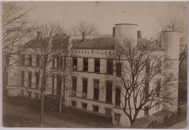 032099 - Onderwijs: Rijks H.B.S Willem II aan het Stadhuisplein