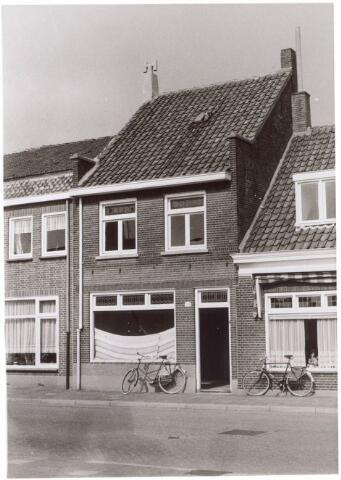 022326 - Pand Hoefstraat 158 anno 1970