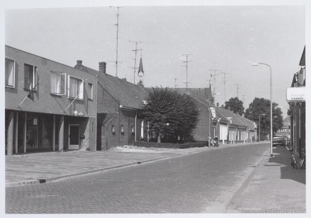 025662 - Leharstraat (voorheen Heikant) gezien in de richting van De Schans