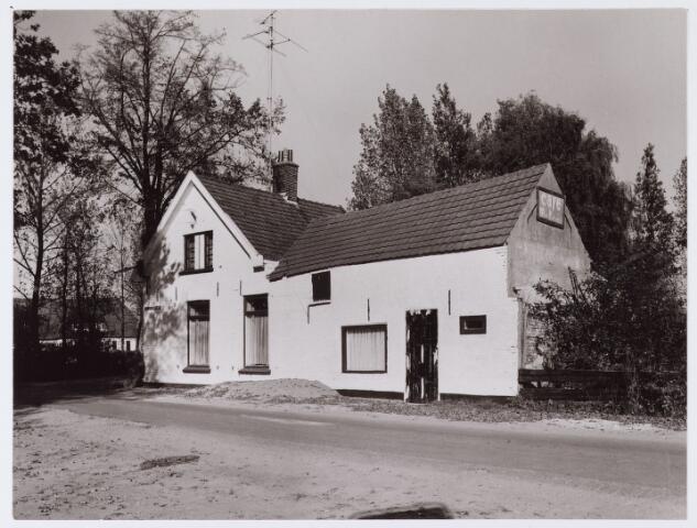 062789 - Horeca. Café Mie Pieters aan de Laag Heukelomseweg 13