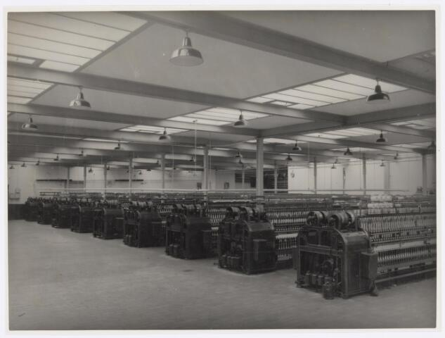 037733 - Textielindustrie. Twernerij van wollenstoffenfabriek H. F. C. Enneking aan de Goirkestraat