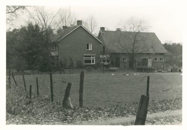 650872 - Gebied waar de latere woonwijk 'De Reeshof' is gebouwd.
