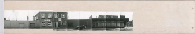 1625_0054 - Fotostrook; straatwand; panden aan de linten en hoofdverbindingswegen in het centrum van de stad; ; foto's werden tussen 1976 en 1985 gemaakt. (foto gemaakt in periode 1976-1985)