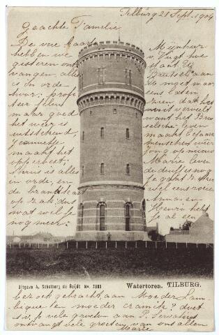000179 - Watertoren,  Bredaseweg.