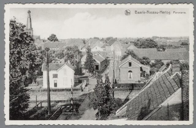 065451 - Panorama Baarle-Nassau-Hertog