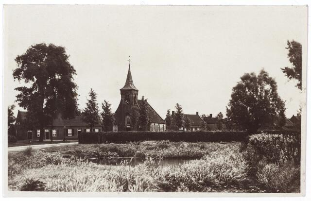 000672 - Hasseltplein met Hasseltse kapel.