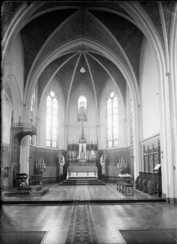 604557 - Trappistinnenabdij O.L.V. van Koningsoord te Berkel-Enschot.