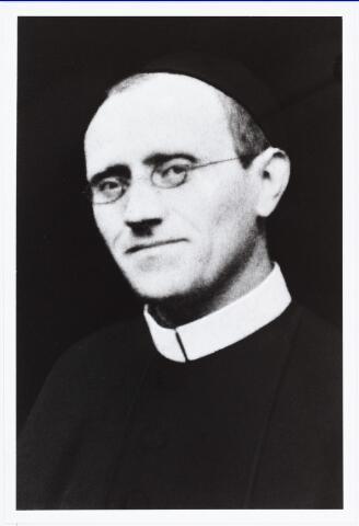 009418 - Kloosters. Fraters van Tilburg. Frater Andreas van den Boer