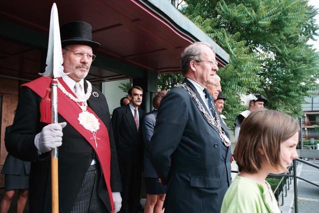 1237_010_760_016 - Afscheid Burgemeester Gerrit Brokx, burgemeester van Tilburg 1988-1997.