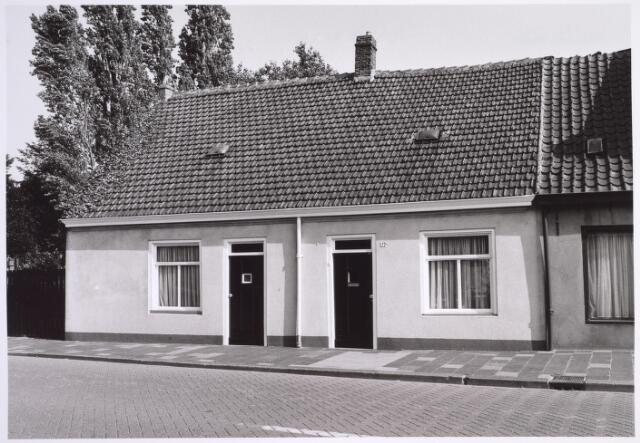 025020 - Panden Laarstraat 20 en 22 eind 1985
