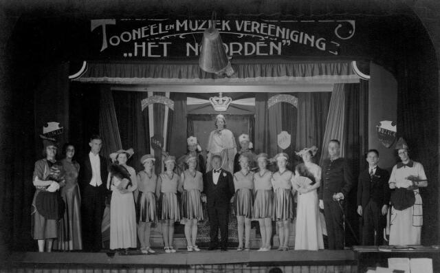 064919 - Toneel. R.K. toneel- en muziekvereniging Het Noorden.