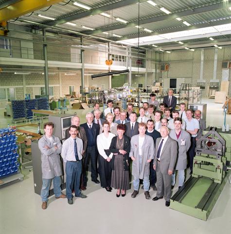 D-001766-1 - Topps (turbine overhaul power plant support; het bedrijf richt zich op het onderhoud van vliegtuigmotoren)/Chromalloy Turbine Support