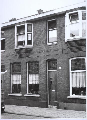 024406 - Pand Korte Nieuwstraat 18 halverwege oktober 1969