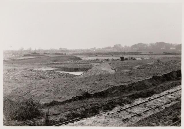 102219 - Het park aan het Lukwelpark in aanleg