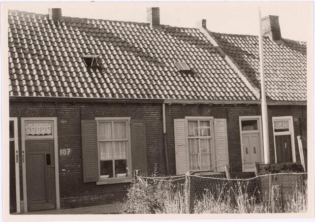 017483 - Panden aan de Oude Veldstraat, thans Deken Sandersstraat