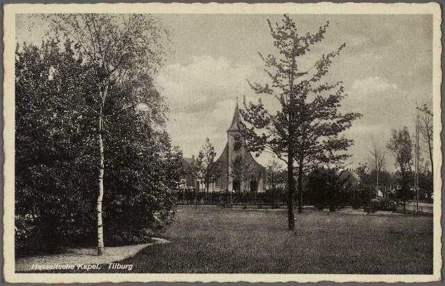 010654 - Hasseltplein met Hasseltse kapel.