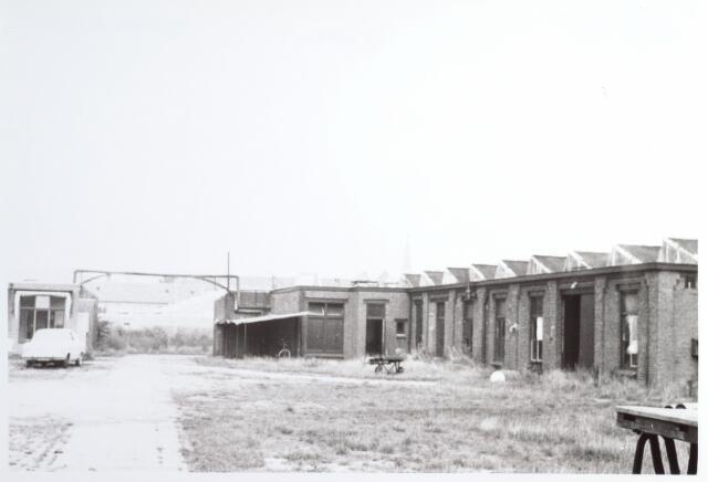 015291 - Chroomlederfabriek De Hinde aan de Bisschop Zwijsenstraat anno 1967