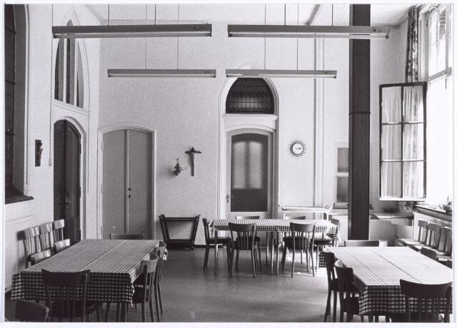 018038 - Eetkamer van het Ursulinenklooster aan de Elzenstraat