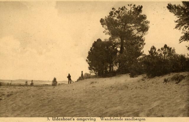 071600 - Omgeving van Udenhout, Loonse en Drunense Duinen.