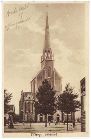 000581 - Kerk St. Dionysius  Goirkestraat.
