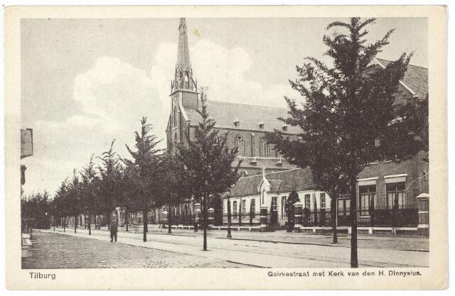 000593 - Kerk St. Dionysius en Mariaschool Goirkestraat.