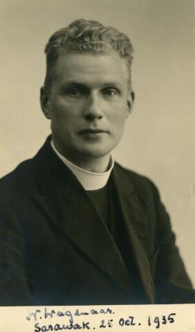 071644 - Father W. Wagenaar van de congregatie der missionarissen van Mill Hill.