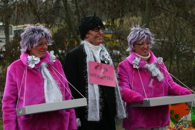 657232 - Carnaval. Optocht. D'n opstoet in Tilburg.